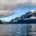 BC Inside Passage Print by Robert Bales