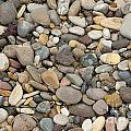 Beach Rocks by Artist and Photographer Laura Wrede