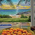 Beach View by Carey Chen