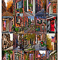 Beacon Hill - Poster by Joann Vitali