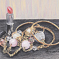 Beads And Bangles by Lucy Hayward