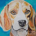 Beagle by PainterArtist FIN