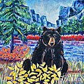 Bear By The Lake by Harriet Peck Taylor