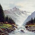 Bear Mountain by Robert Foster