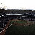 Beautiful Right Field View Of Old Yankee Stadium by Retro Images Archive