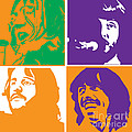 Beatles Vinil Cover Colors Project No.02 by Caio Caldas