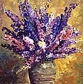 Beaujolais Bouquet by David Lloyd Glover