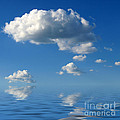 beautiful Clouds by Boon Mee