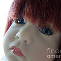 Beautiful Doll Print by Renee Trenholm