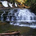 Beautiful Waterfalls by Sheila Savage