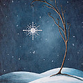 Beautiful Winterland By Shawna Erback by Shawna Erback