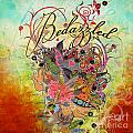 Bedazzled Print by Amy Stewart