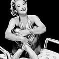 Bedevilled, Anne Baxter, 1955 by Everett