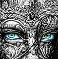 Behind Blue Eyes by Mo T