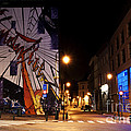 Belgium Street Art by Juli Scalzi