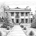 Belle Meade Plantation Print by Janet King
