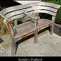 Bench 14 by Roberto Alamino