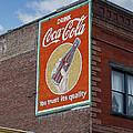 Bend Oregon Coke Sign by Gary Grayson