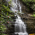 Benton Falls by Debra and Dave Vanderlaan