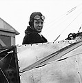 Bernetta Miller, Us Aviator by Science Photo Library