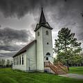 Bethany Prairie Church by David Foster