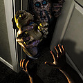 Beware Zombies Bearing Gifts by Randy Turnbow