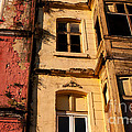 Beyoglu Old Houses 01 by Rick Piper Photography