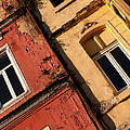 Beyoglu Old Houses 03 by Rick Piper Photography