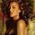 Beyonce by Corporate Art Task Force