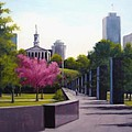 Bicentennial Capital Mall Park by Janet King