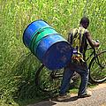 Bicycle Strain by Aidan Moran