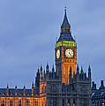Big Ben London by Matthew Gibson