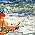 Big Momma Fishin' by Frank Giordano