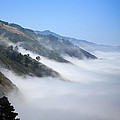 Big Sur Fog by Mathew Lodge