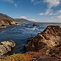 Big Sur Vista by Mike Reid