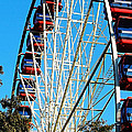 Big Wheel by Kaye Menner