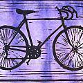 Bike 8 Print by William Cauthern