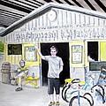 Bike Pittsburgh by Albert Puskaric