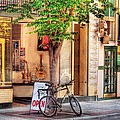 Bike - The Music Store by Mike Savad