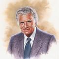 Billy Graham Evangelist by Dick Bobnick