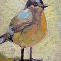 Bird Right Print by Donna Shortt