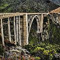 Bixby Creek Bridge by Heather Applegate
