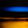 Black Blue Yellow by Bob Orsillo