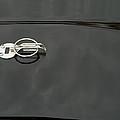 Black Old Car Detail by Odon Czintos