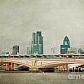 Blackfriars Bridge by Violet Gray