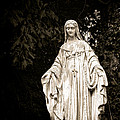 Blessed Virgin Mary by Olivier Le Queinec