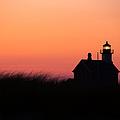 Block Island North Lighthouse by Diane Diederich