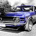 Blue Mach 1 by motography aka Phil Clark