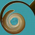 Blue Motion by Ben and Raisa Gertsberg