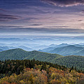 Blue Ridge Mountains Dreams by Andrew Soundarajan